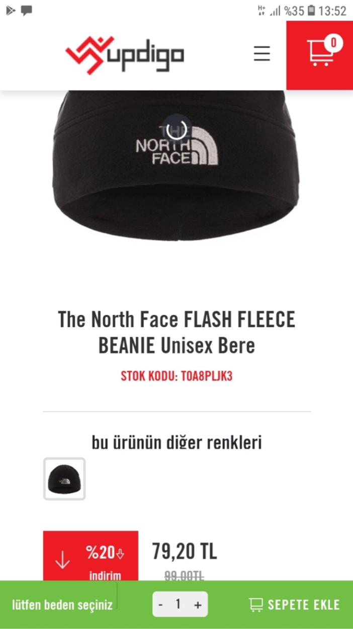 The North Face Bere