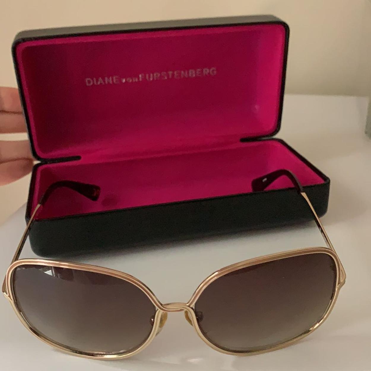 Diane Von Furstenberg Gözlük