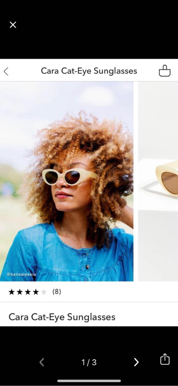Urban Outfitters Gözlük