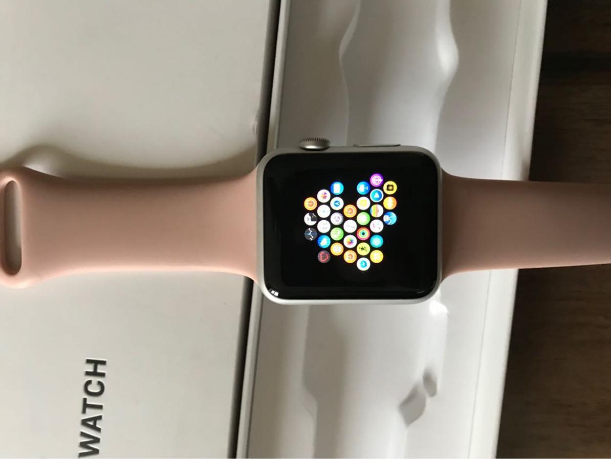 Apple Watch Saat