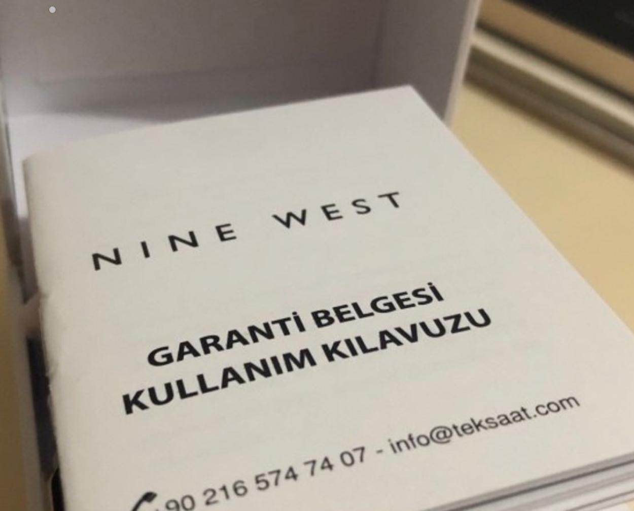 Nine West Saat