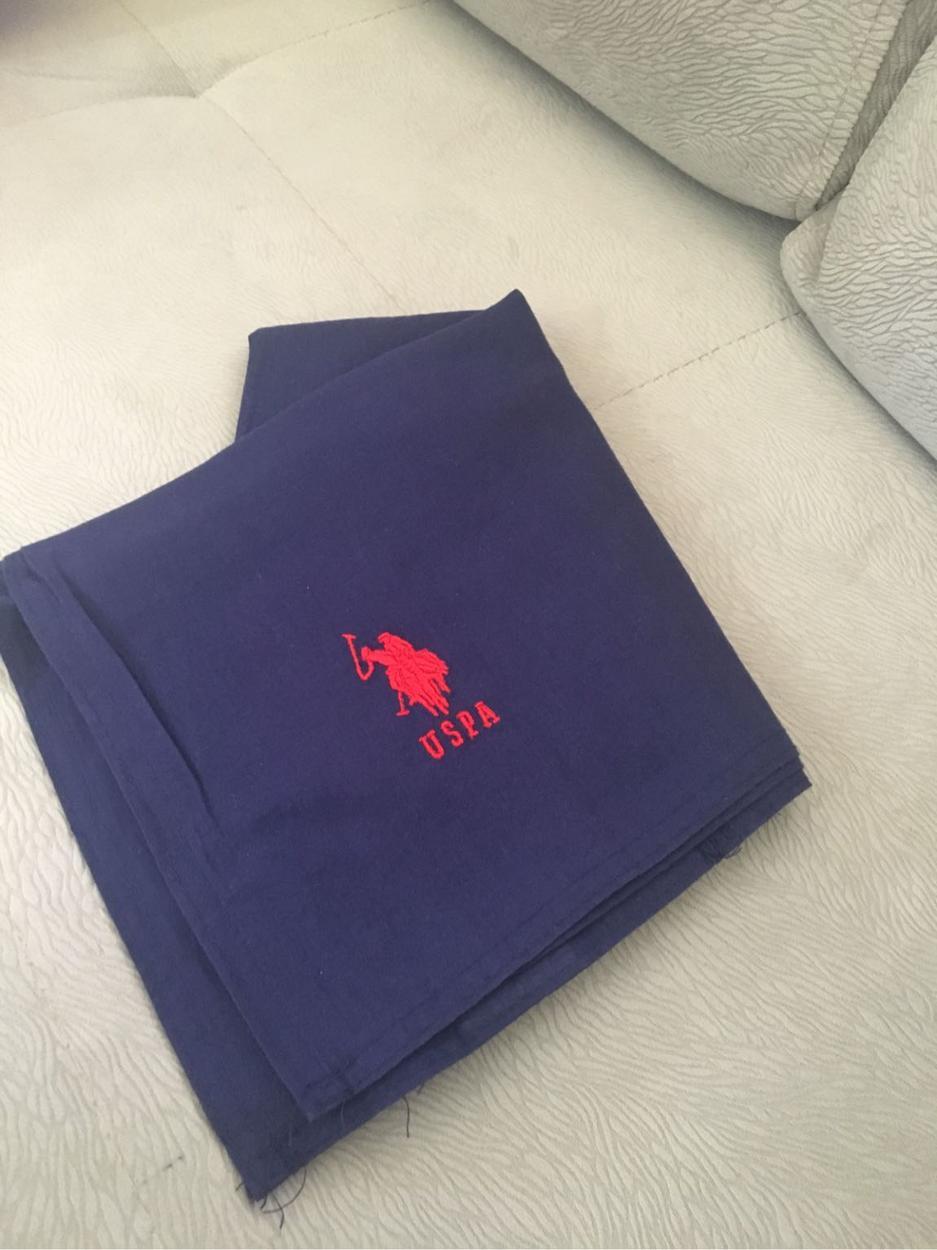 US Polo Şal/Eşarp