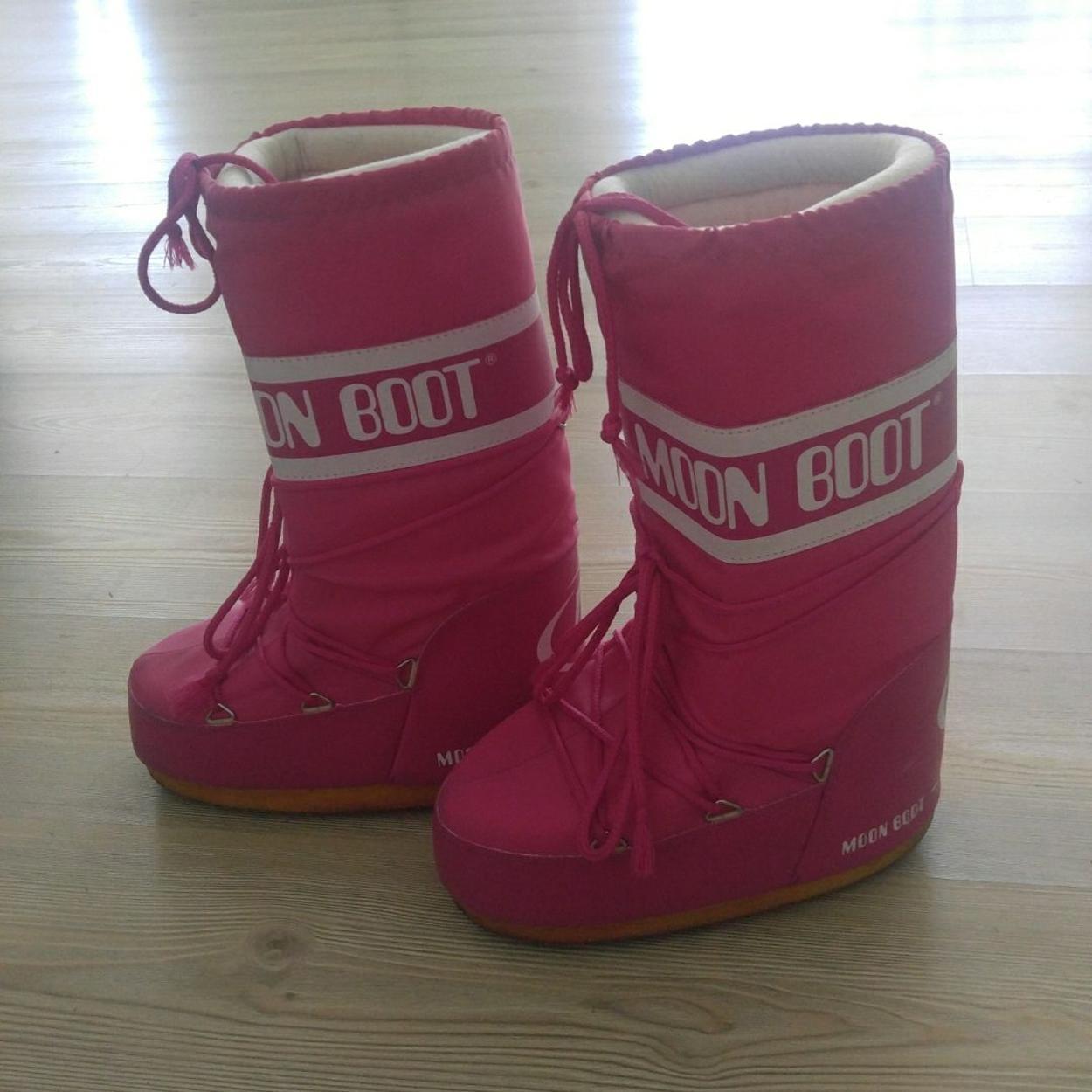 Moon Boot Çizme