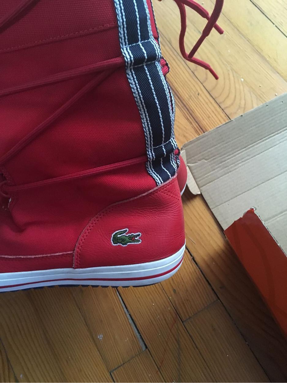 Lacoste Çizme