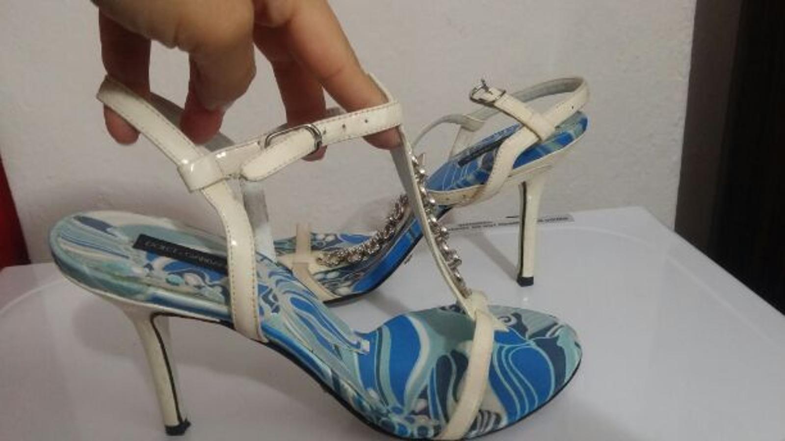 Dolce & Gabbana İnce topuklu