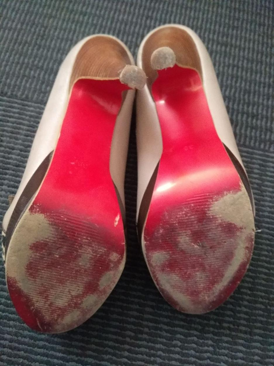 Shoe Tek İnce topuklu