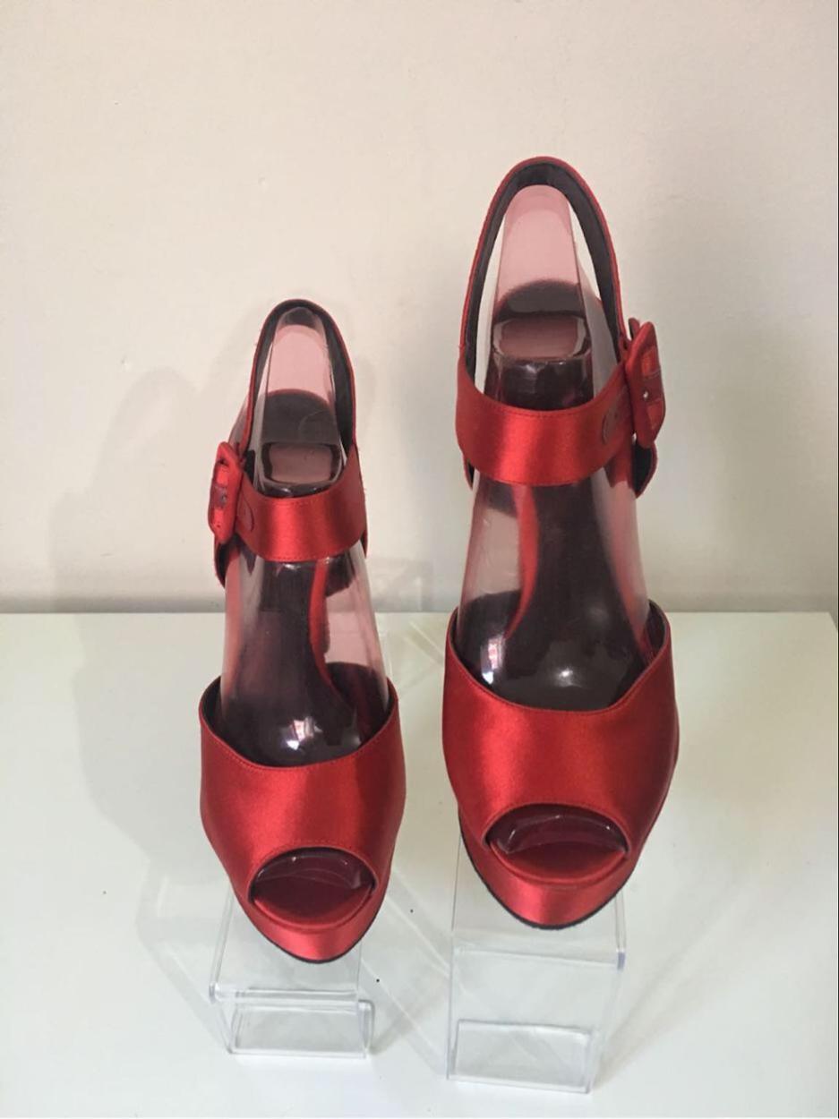Nina Shoes İnce topuklu