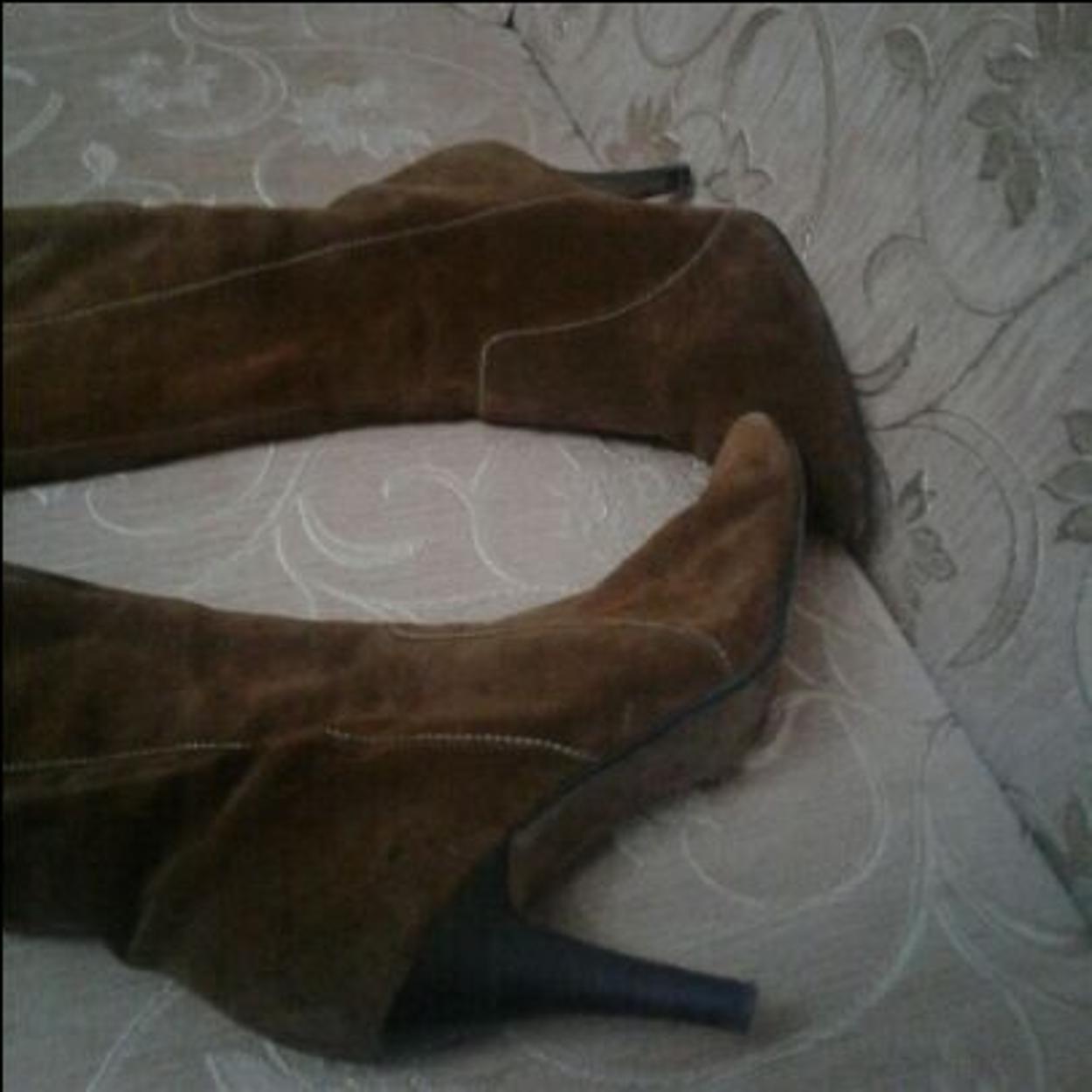 Tox Leather İnce topuklu