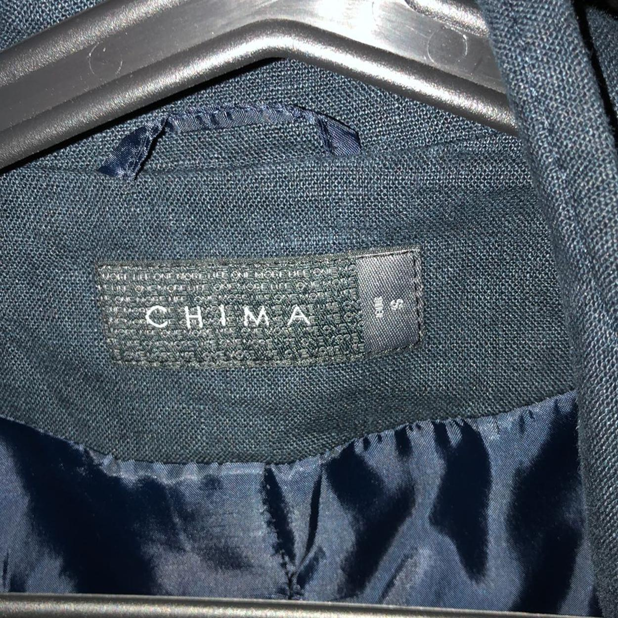 Chima Kalın topuklu