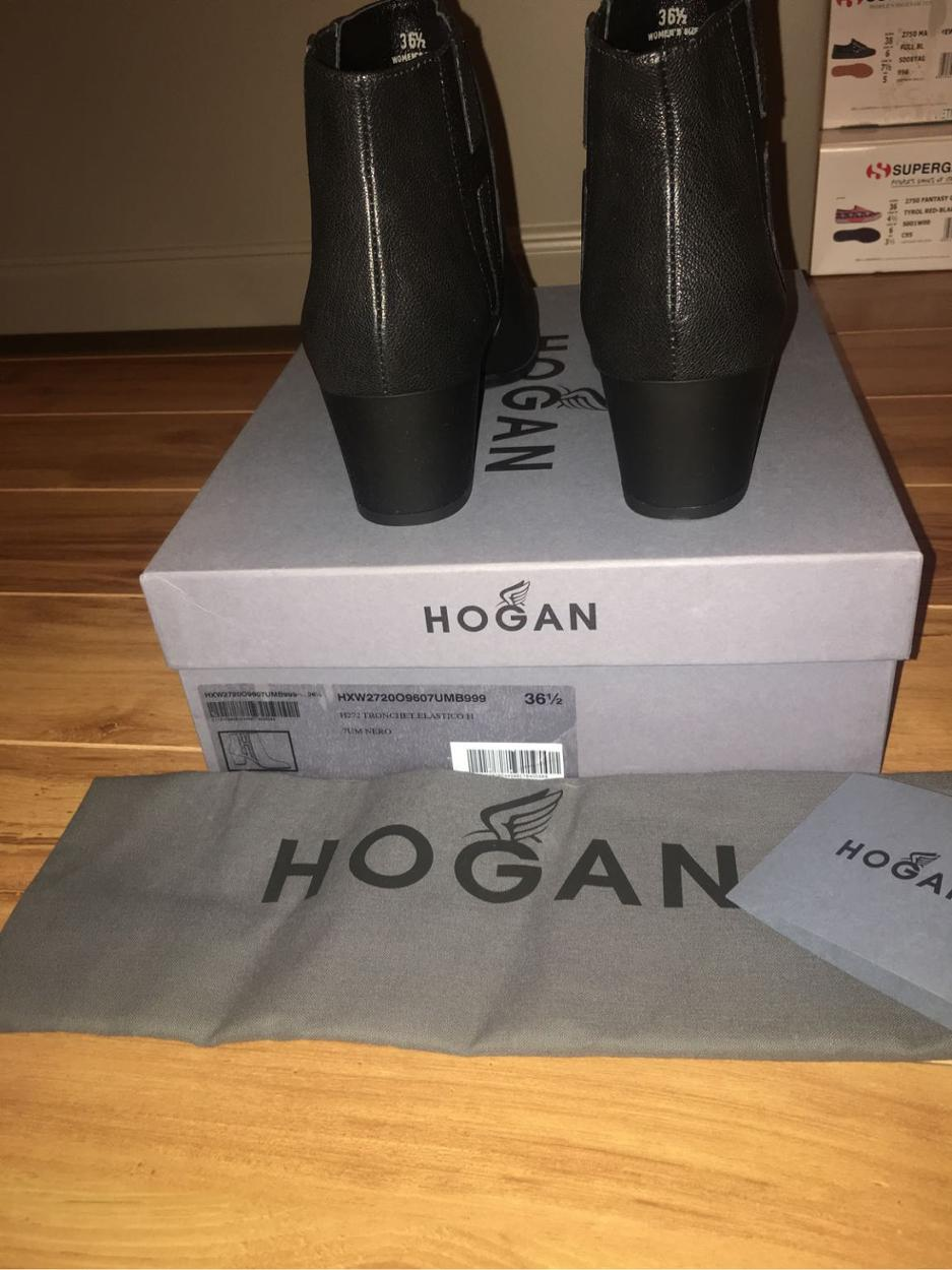 Hogan Kalın topuklu