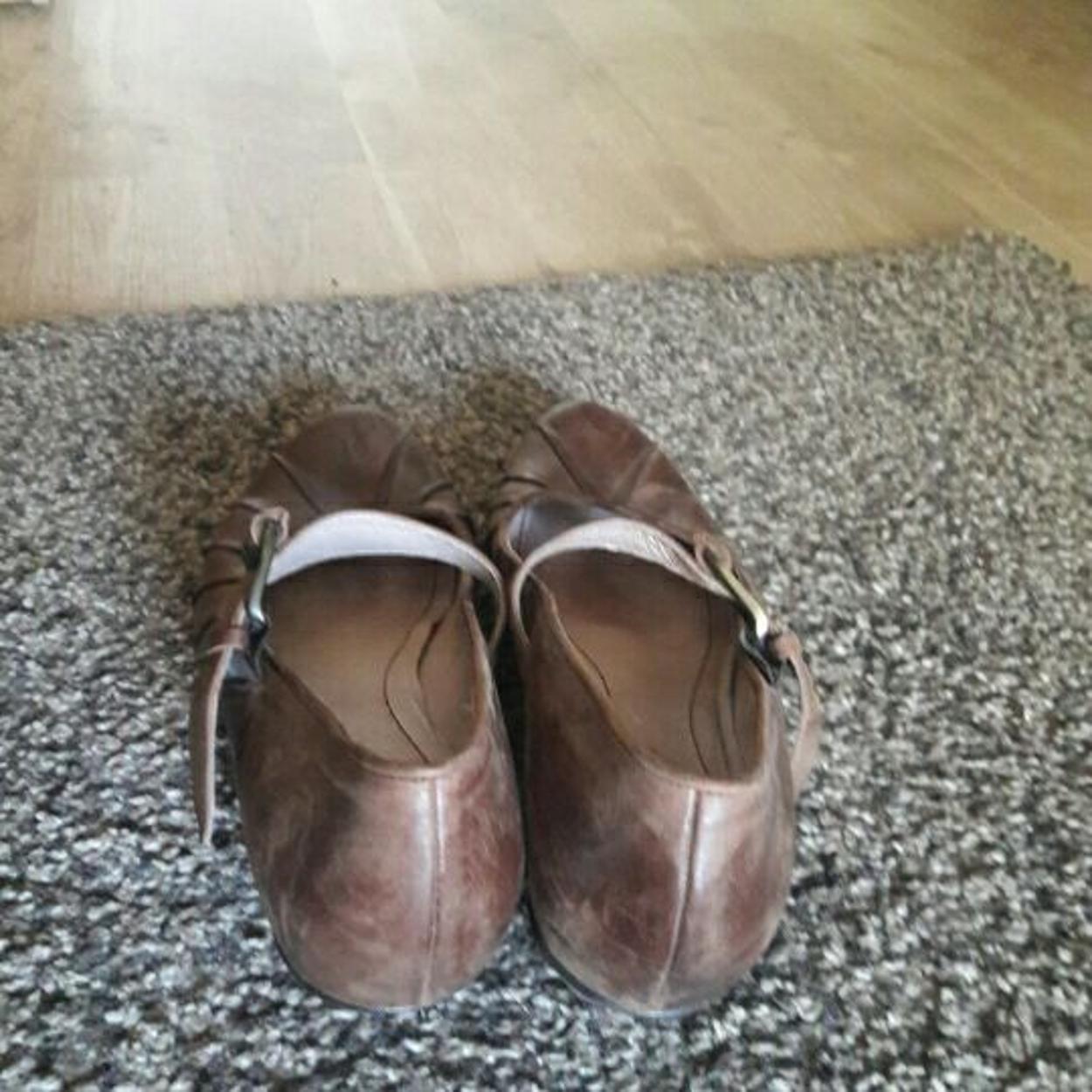 Anna Sui Kalın topuklu