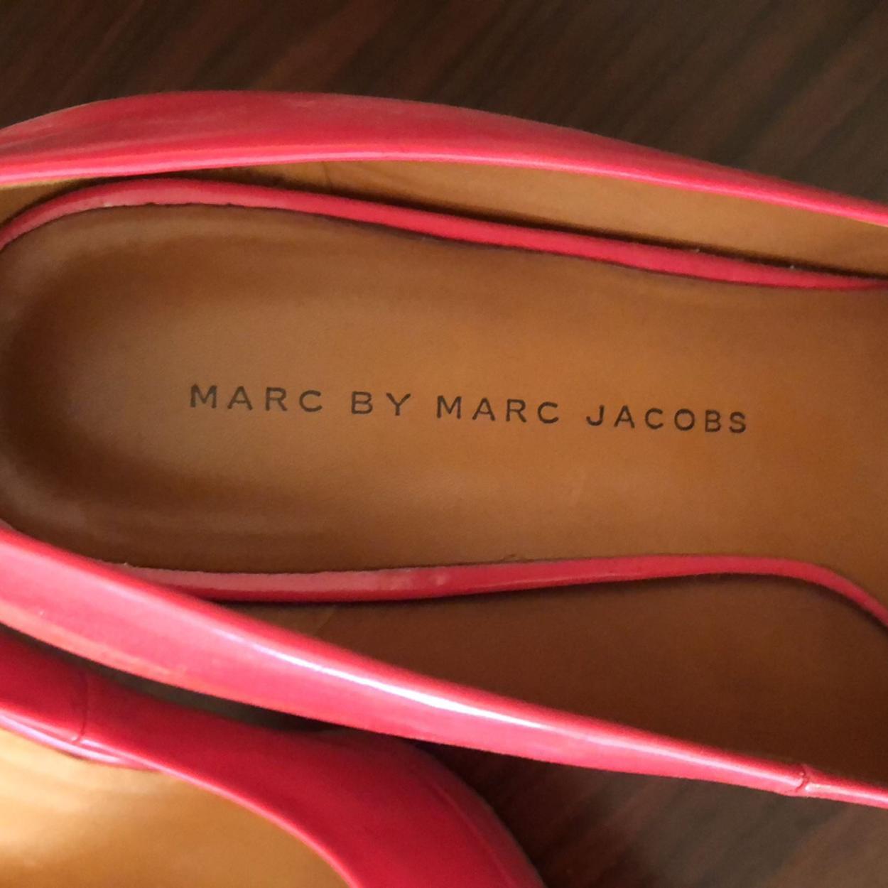 Marc By Marc Jacobs Kalın topuklu