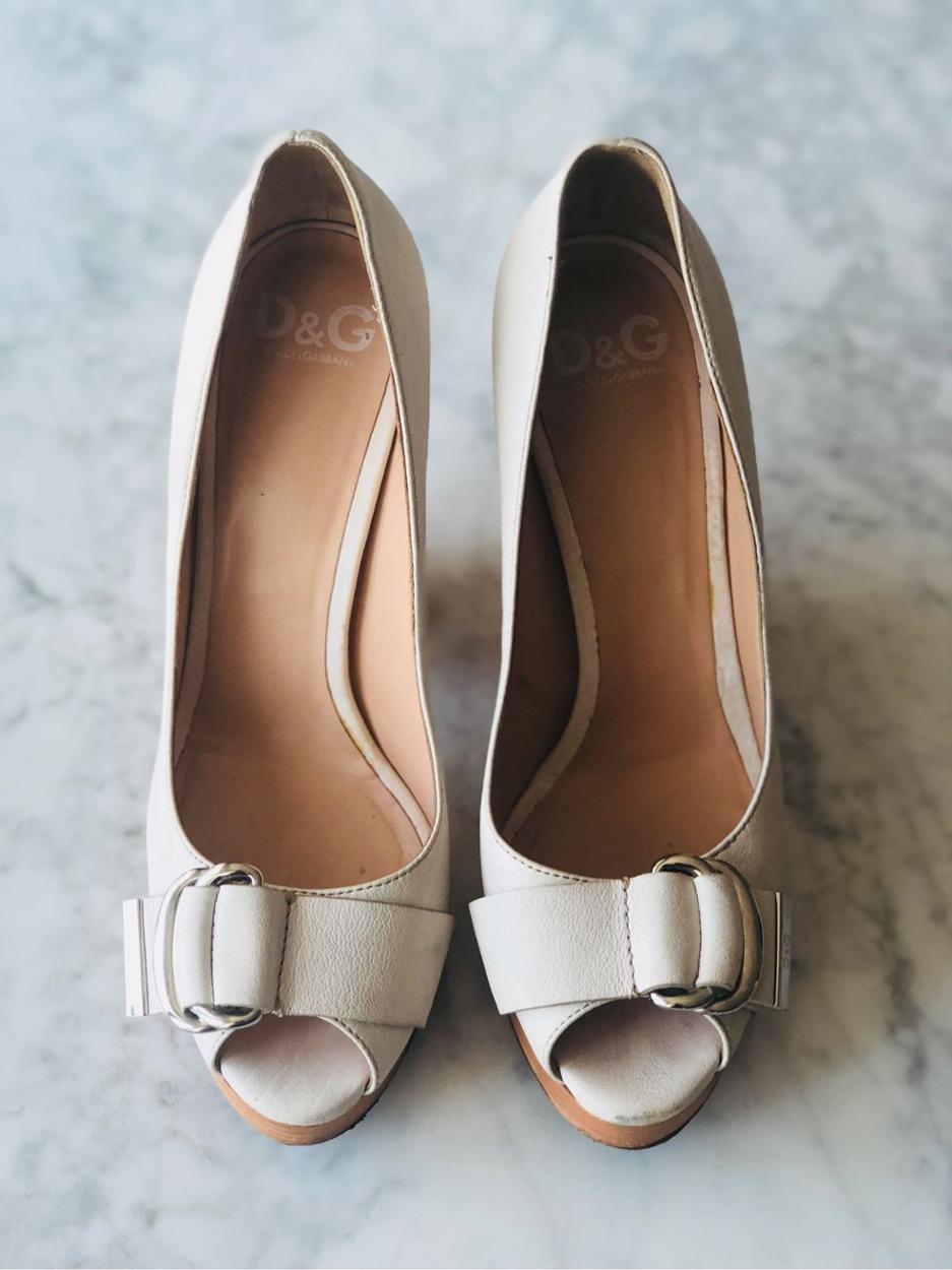 Dolce & Gabbana Kalın topuklu