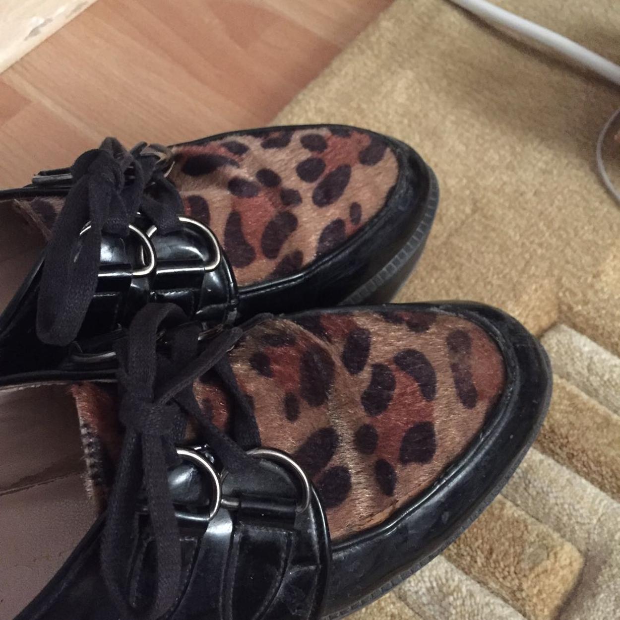Tibi Oxford/Loafer