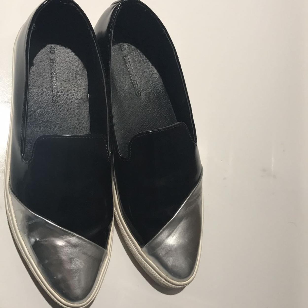 C&A Oxford/Loafer