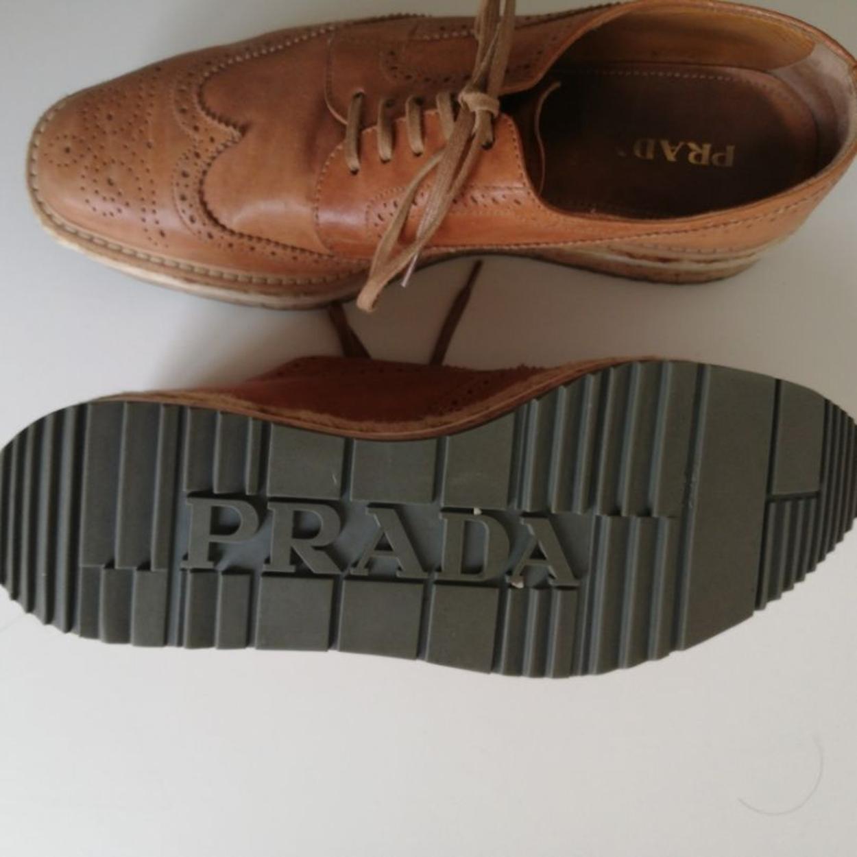 Prada Oxford/Loafer