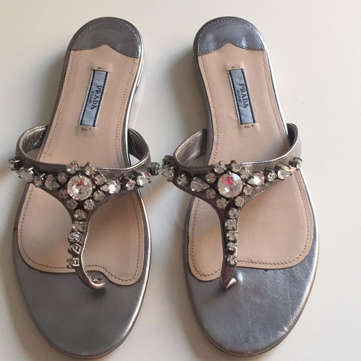 Prada Sandalet