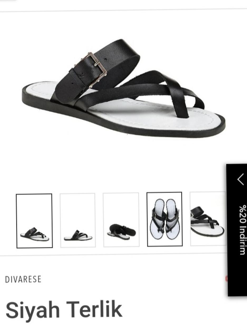 Divarese Sandalet