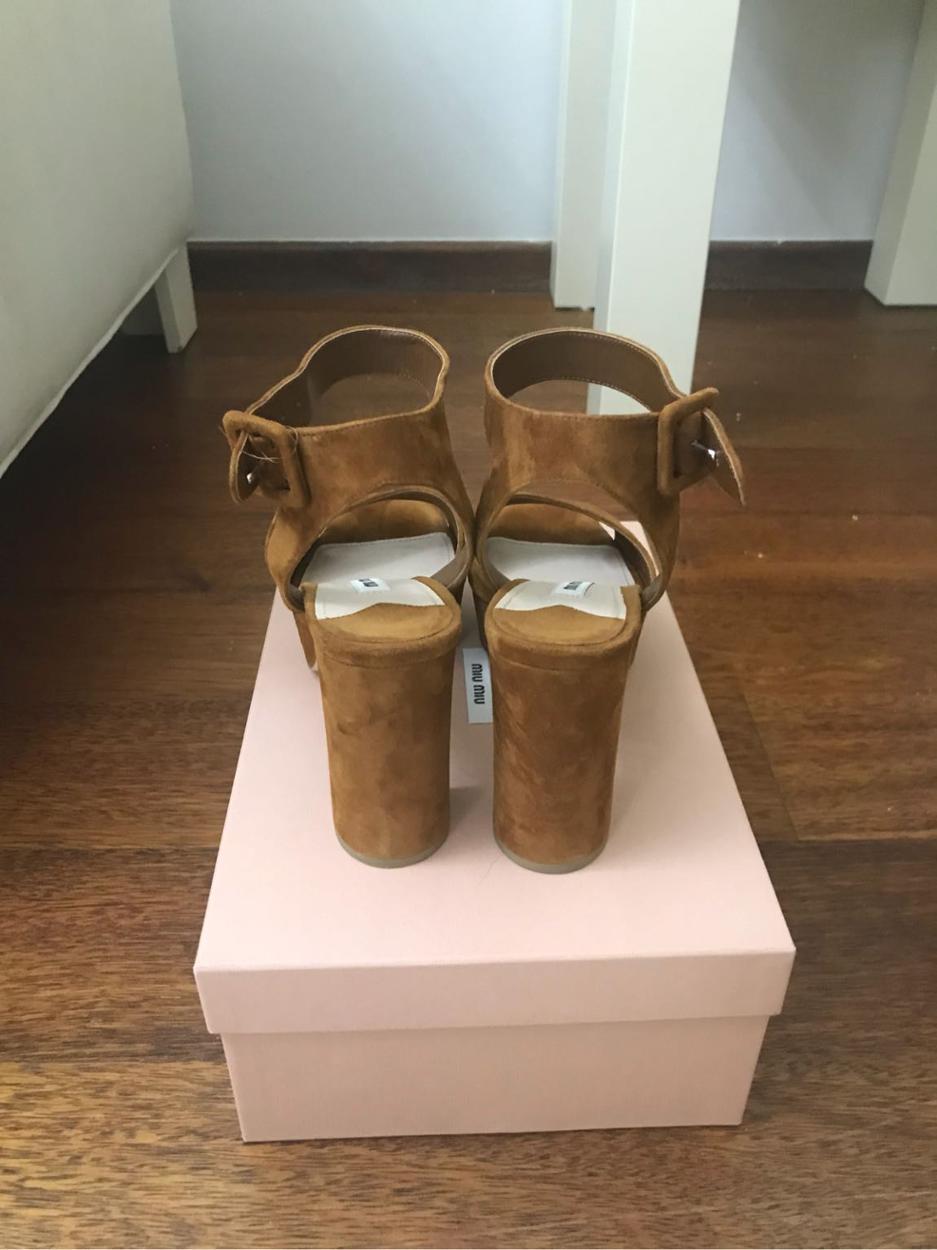 Miu Miu Sandalet