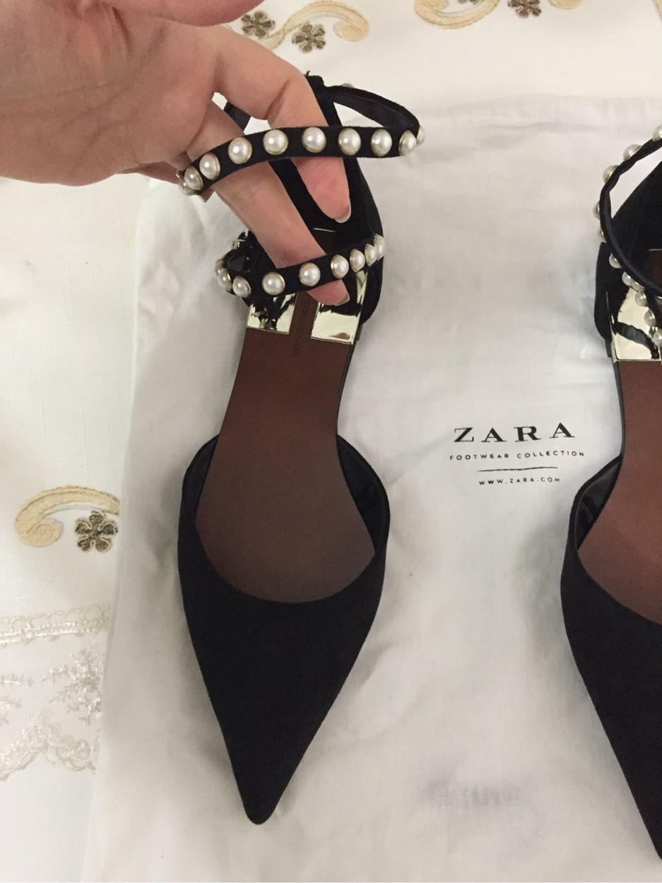Zara Sandalet
