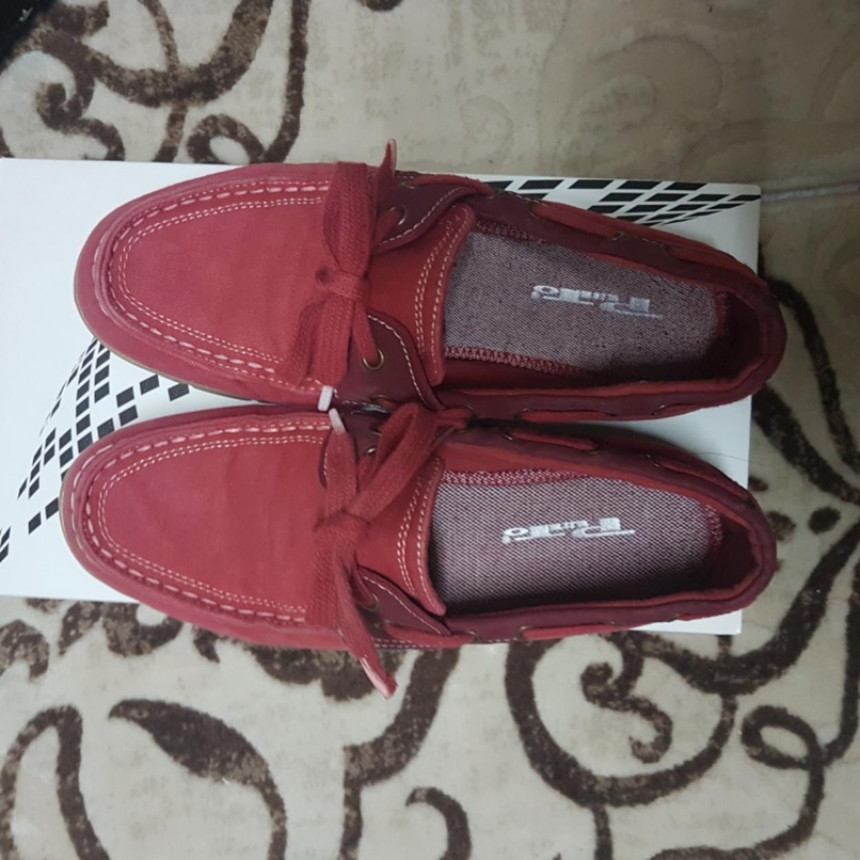 Punto Deri Spor ayakkabı