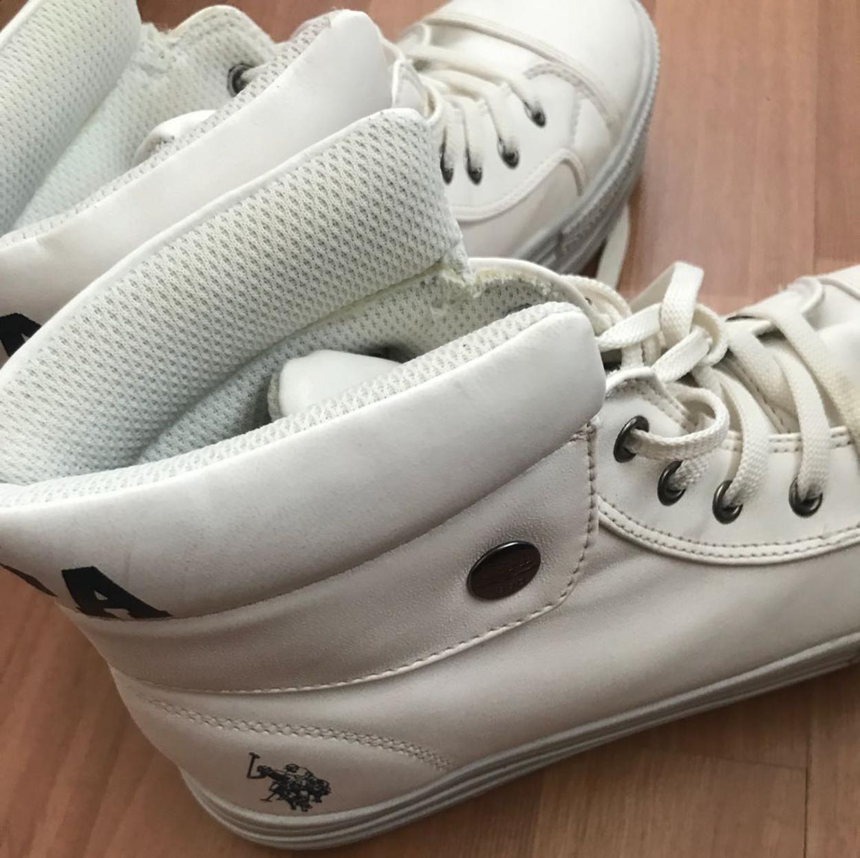 US Polo Spor ayakkabı