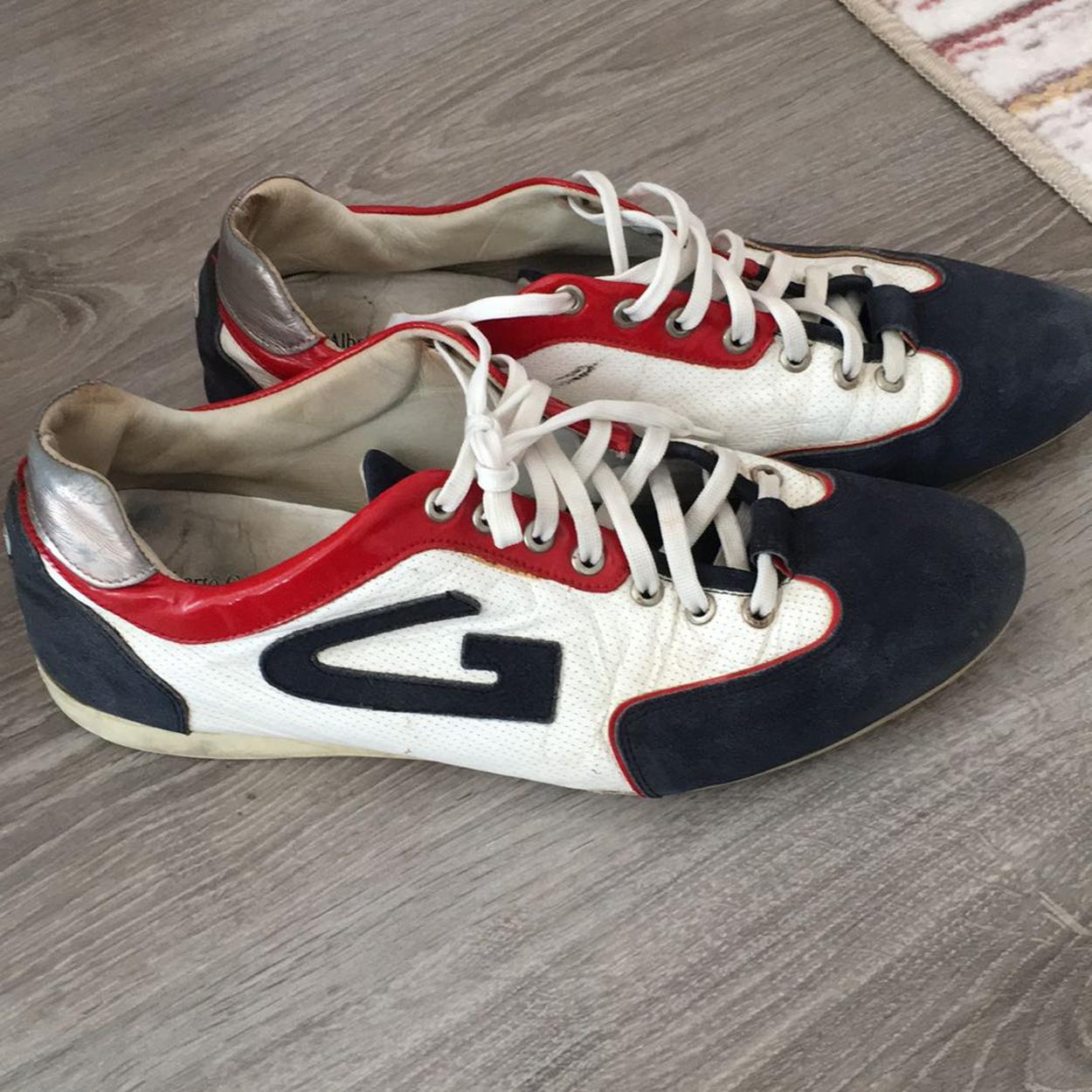 Alberto Guardiani Spor ayakkabı