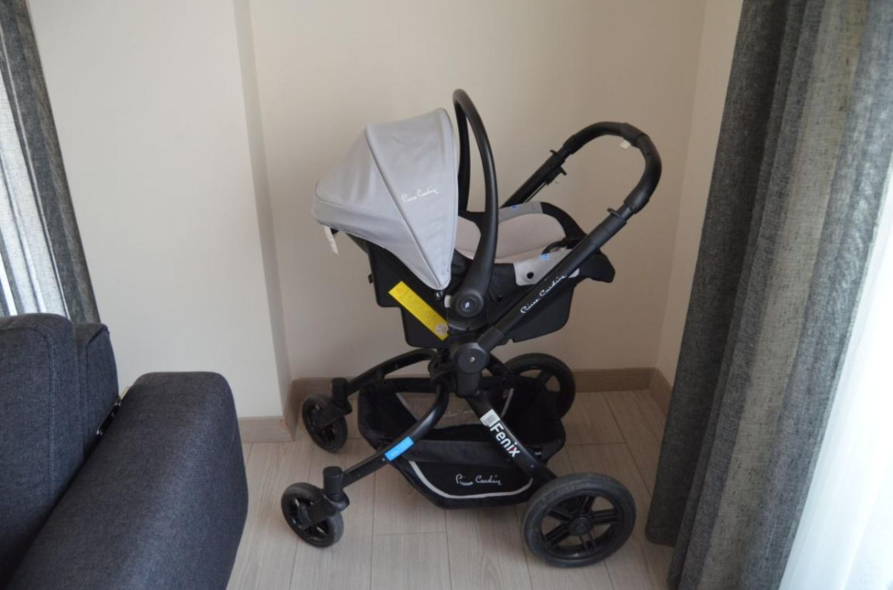 Pierre Cardin Bebek Arabası & Puset
