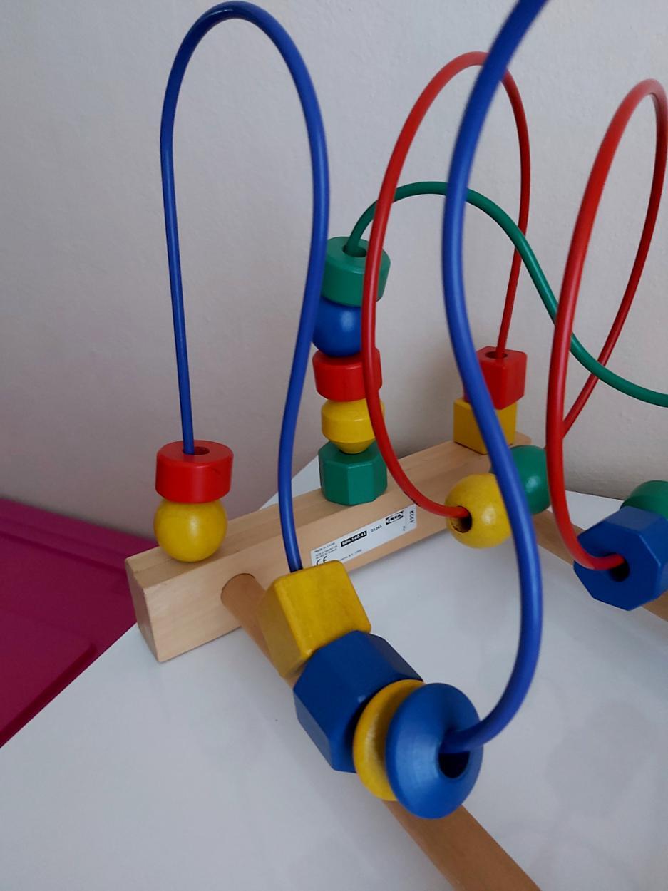IKEA Eğitici Oyuncak