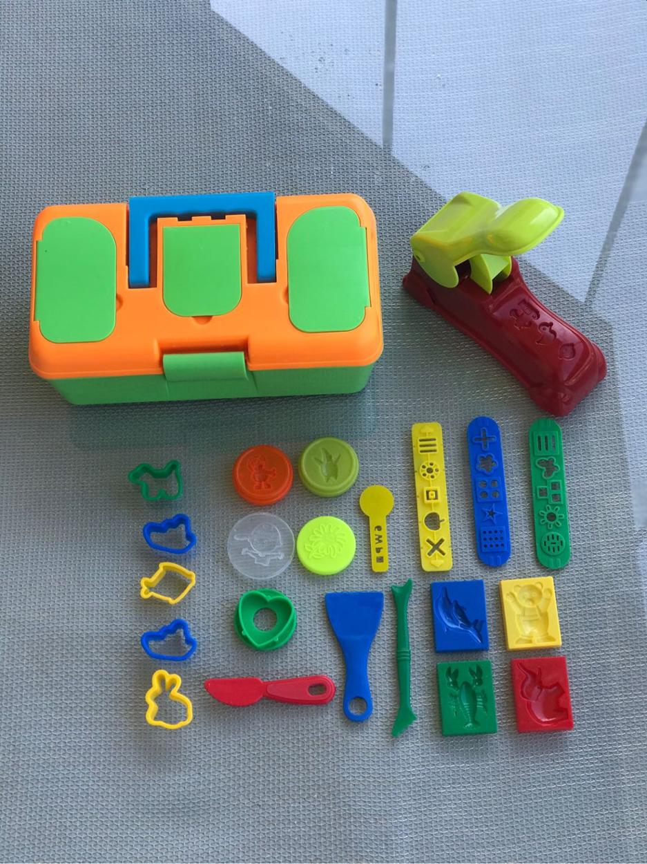 Play-Doh Eğitici Oyuncak