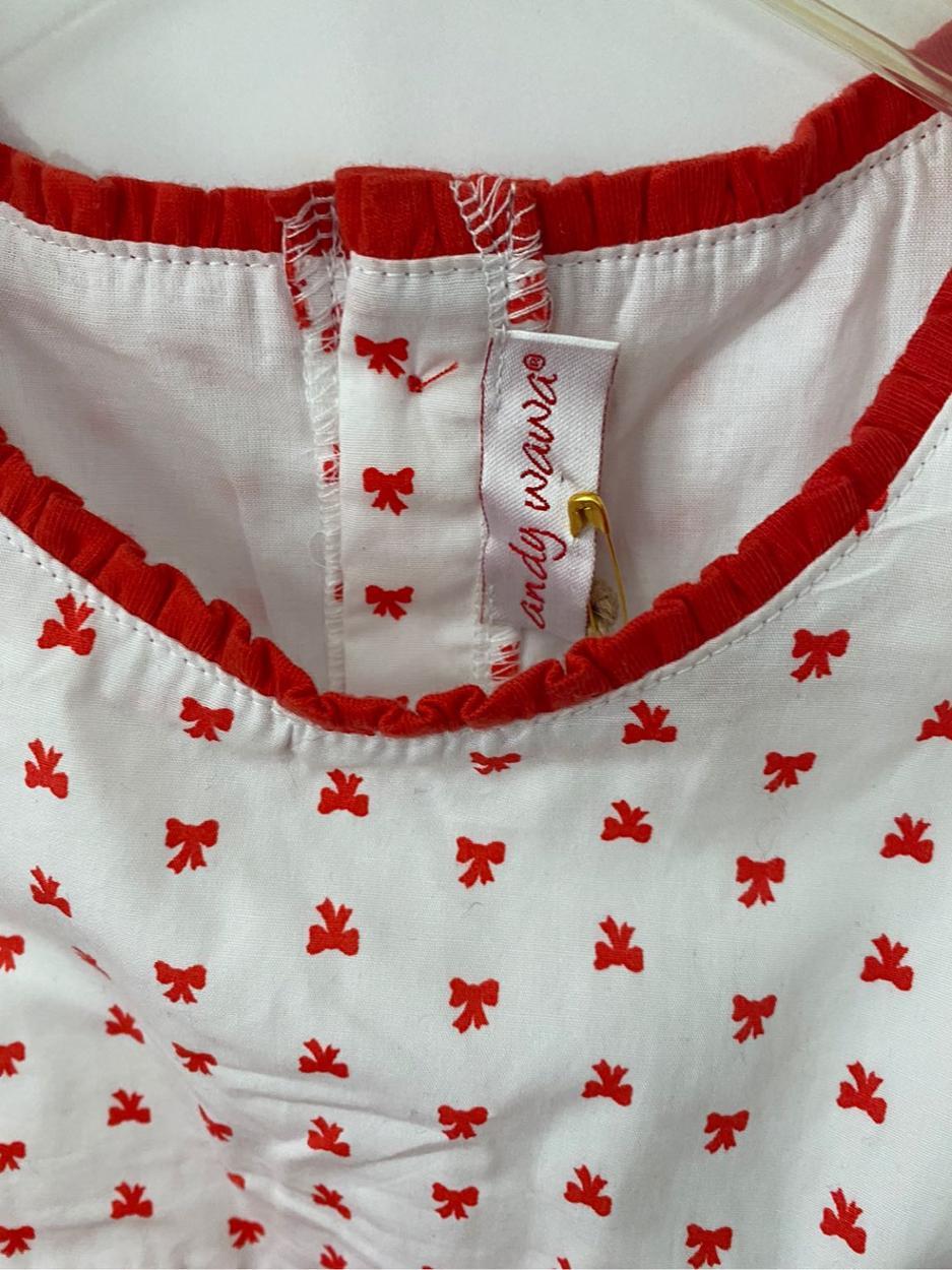 Andy Wawa Günlük Elbise