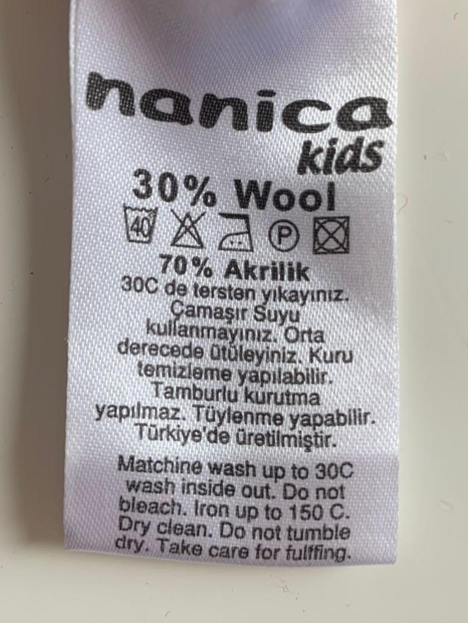 Nanica Kazak & Sweatshirt