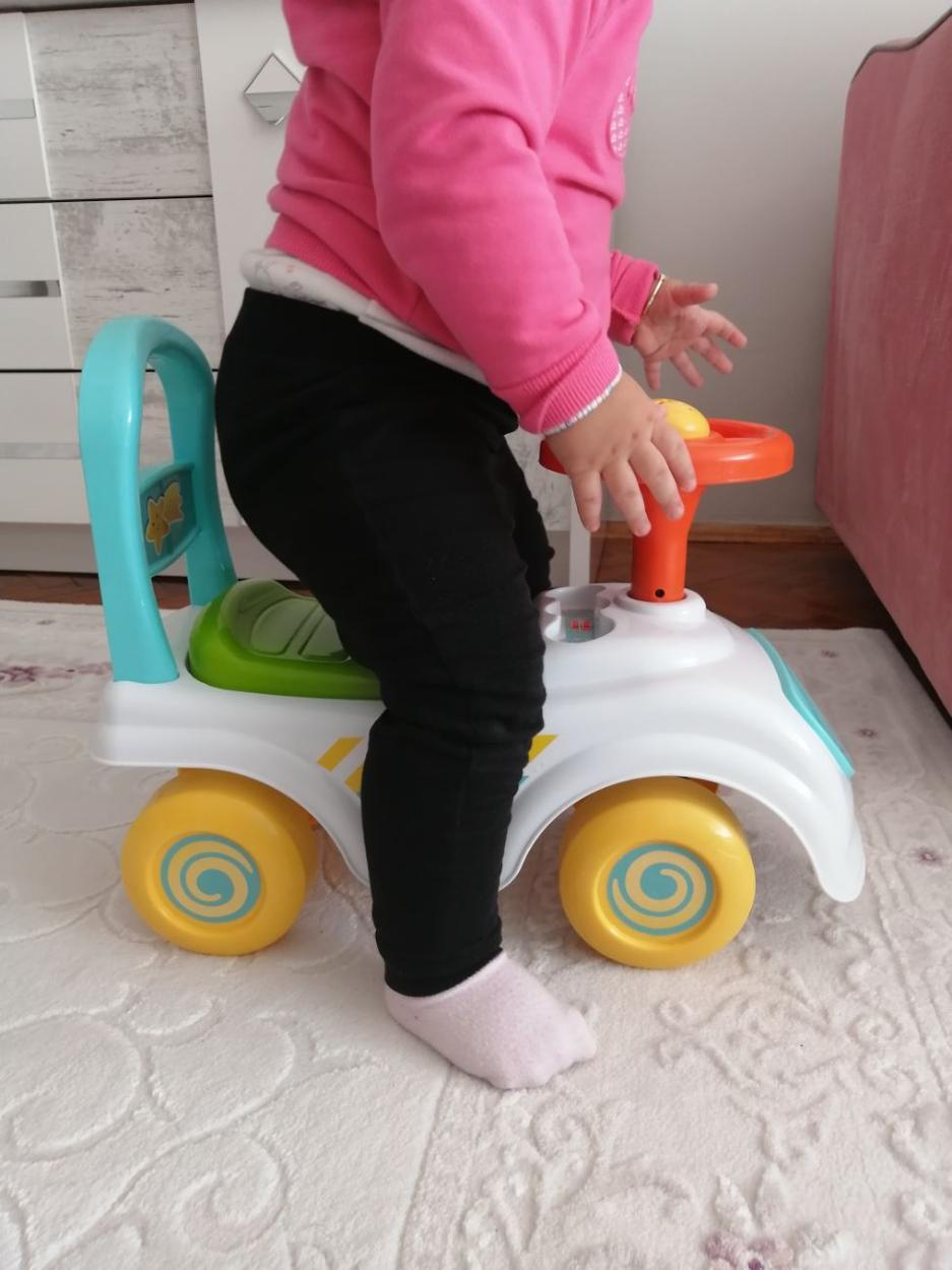 BabyMall Scooter & Paten