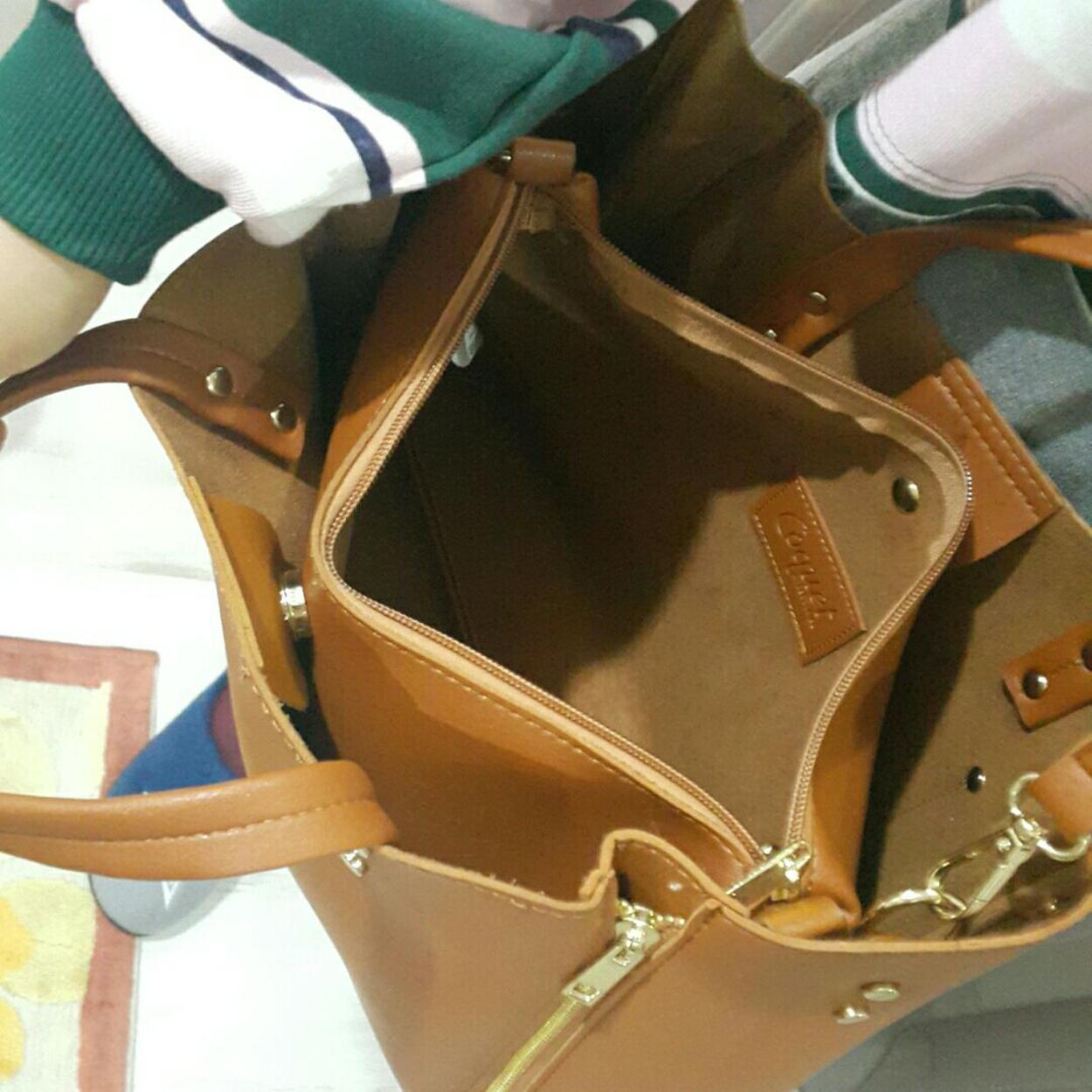 Couquet Askılı çanta