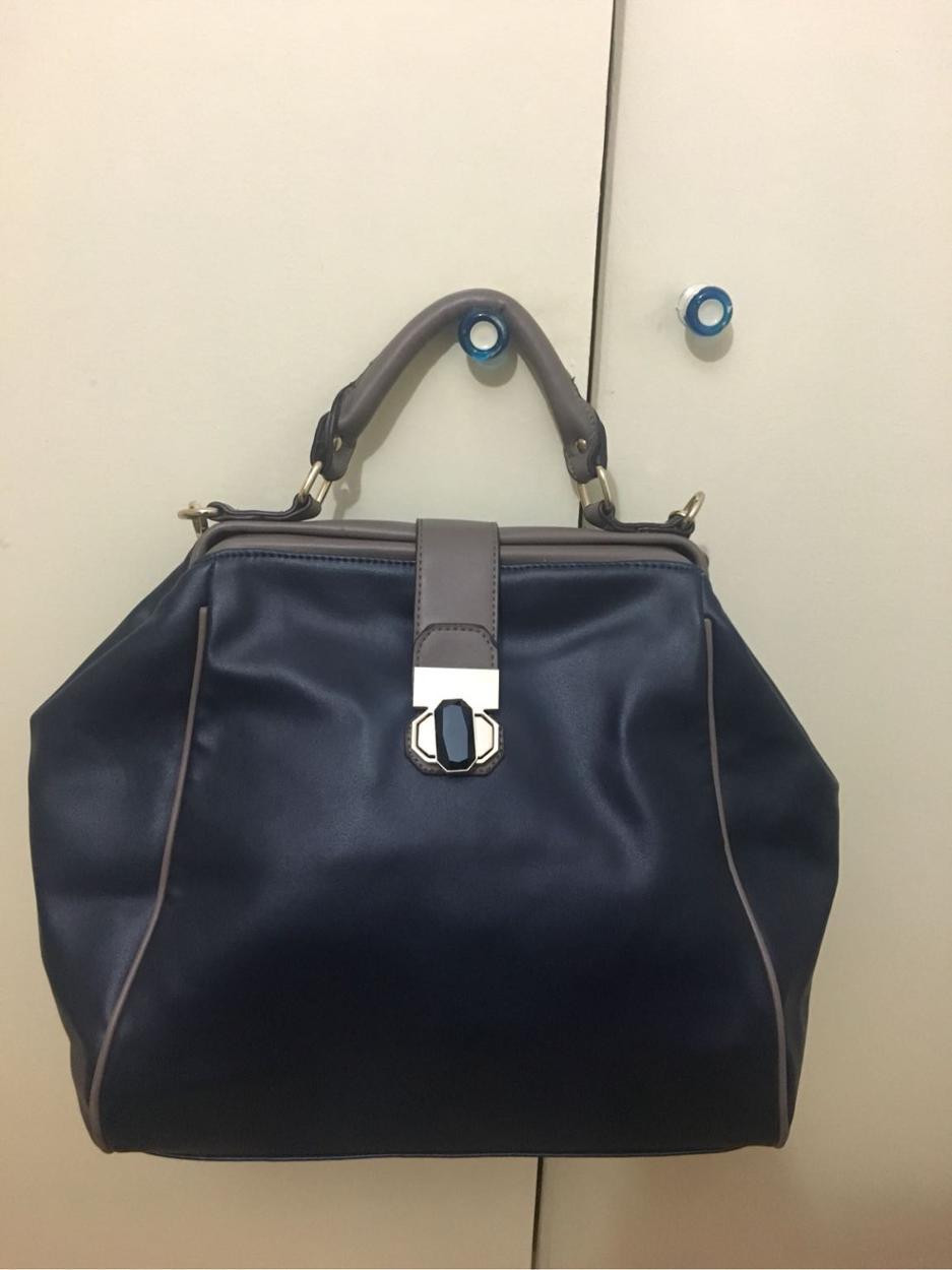 De vib Askılı çanta