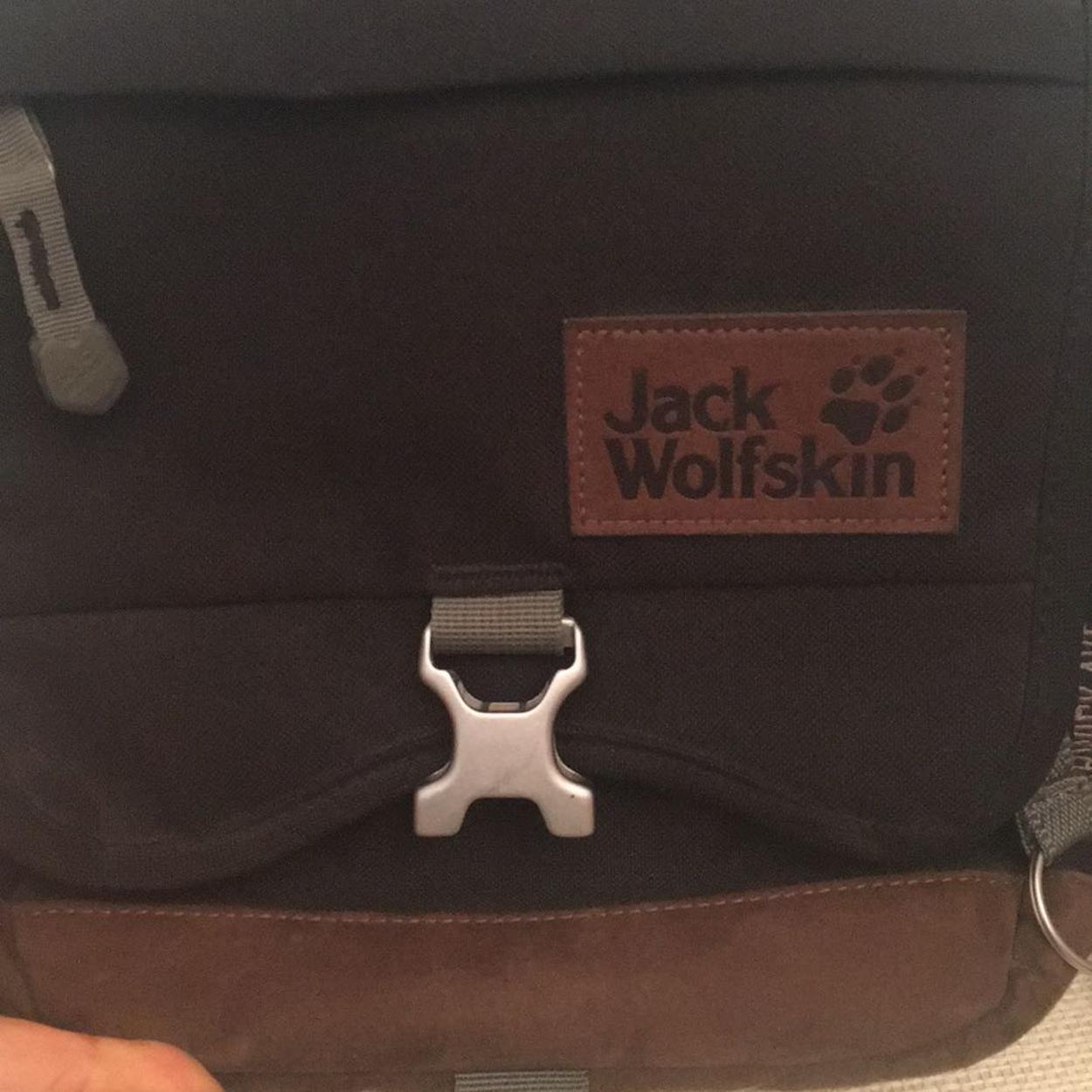 Jack Wolfskin Askılı çanta
