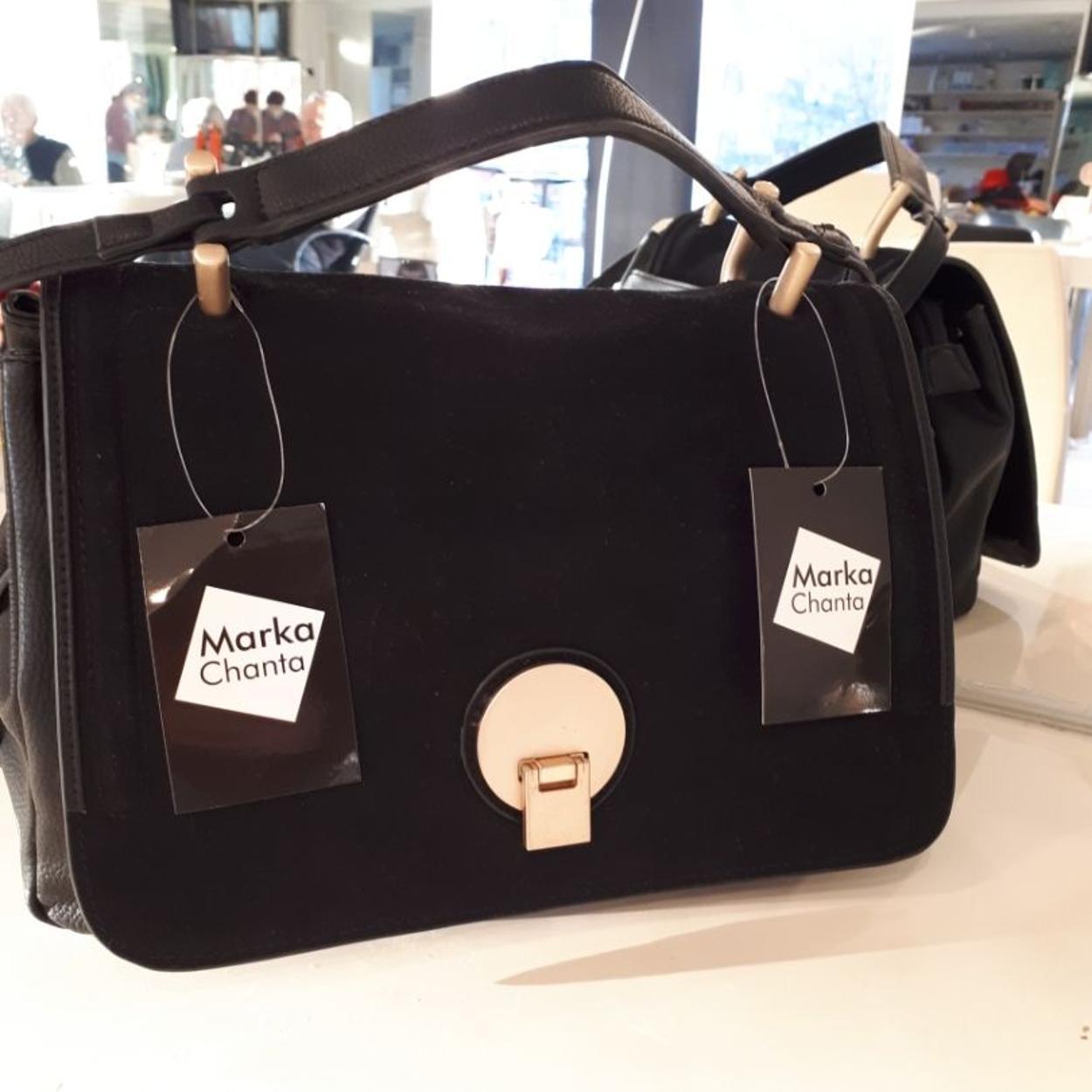 Jacqueline Riu Askılı çanta
