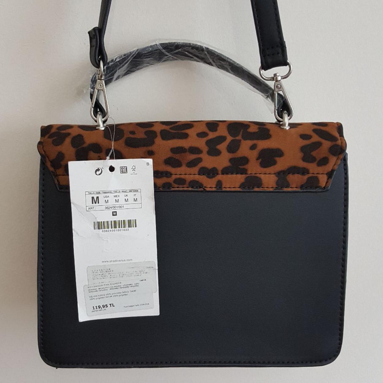 Stradivarius Askılı çanta