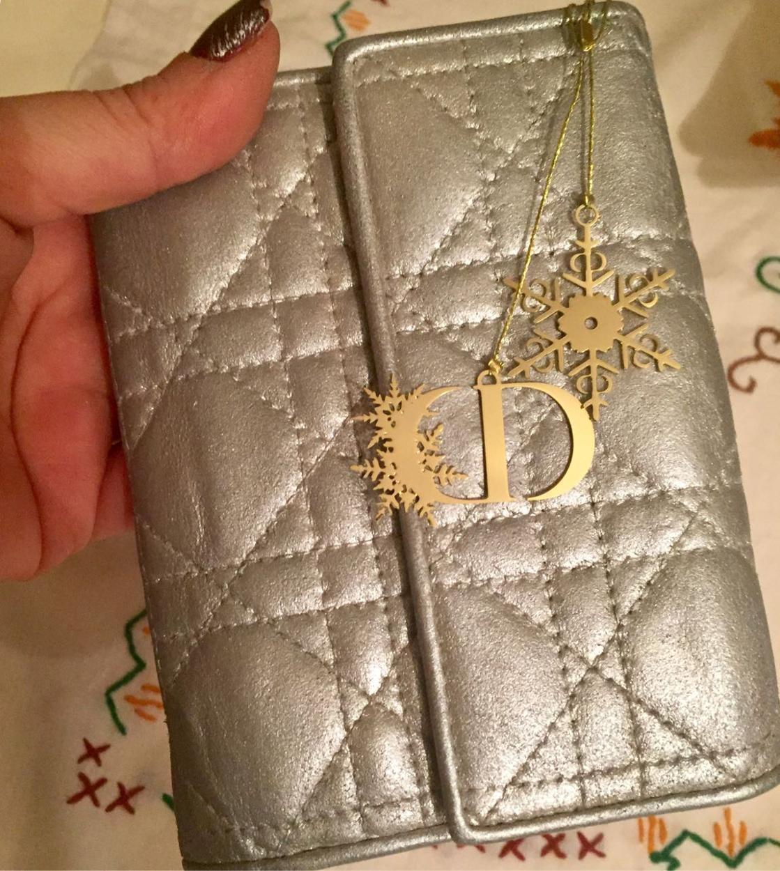 Christian Dior Cüzdan