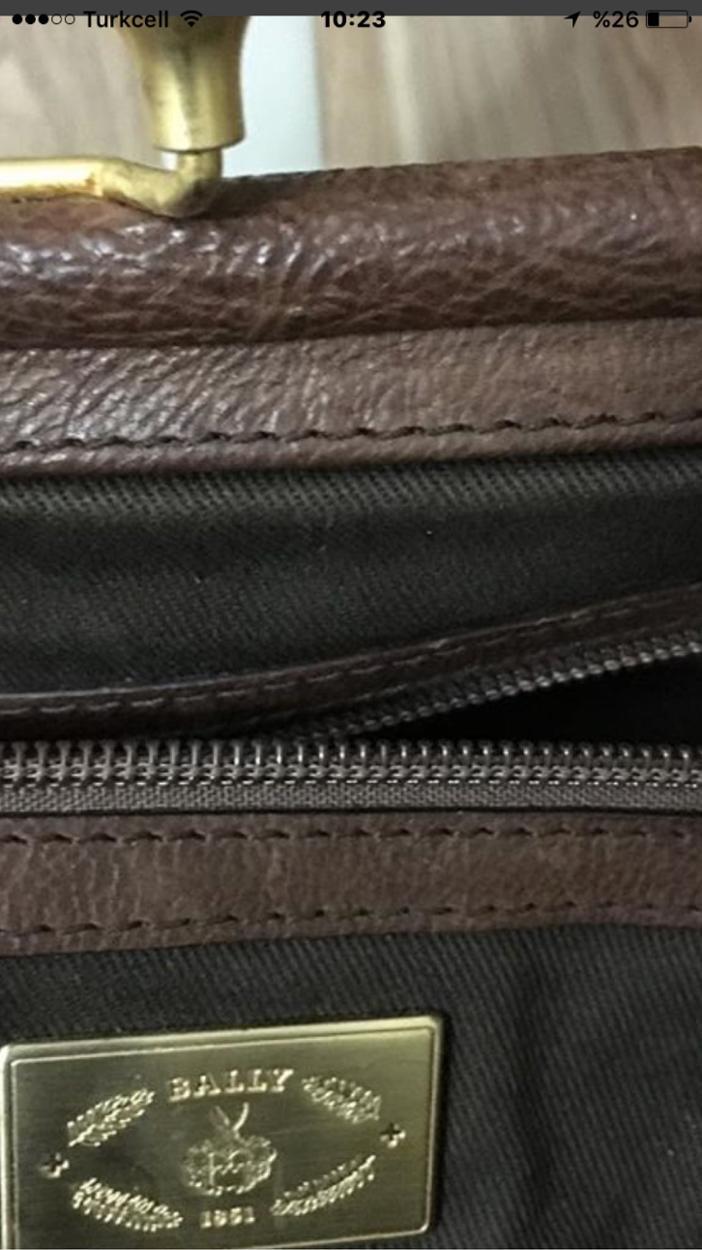 Bally Kol çantası