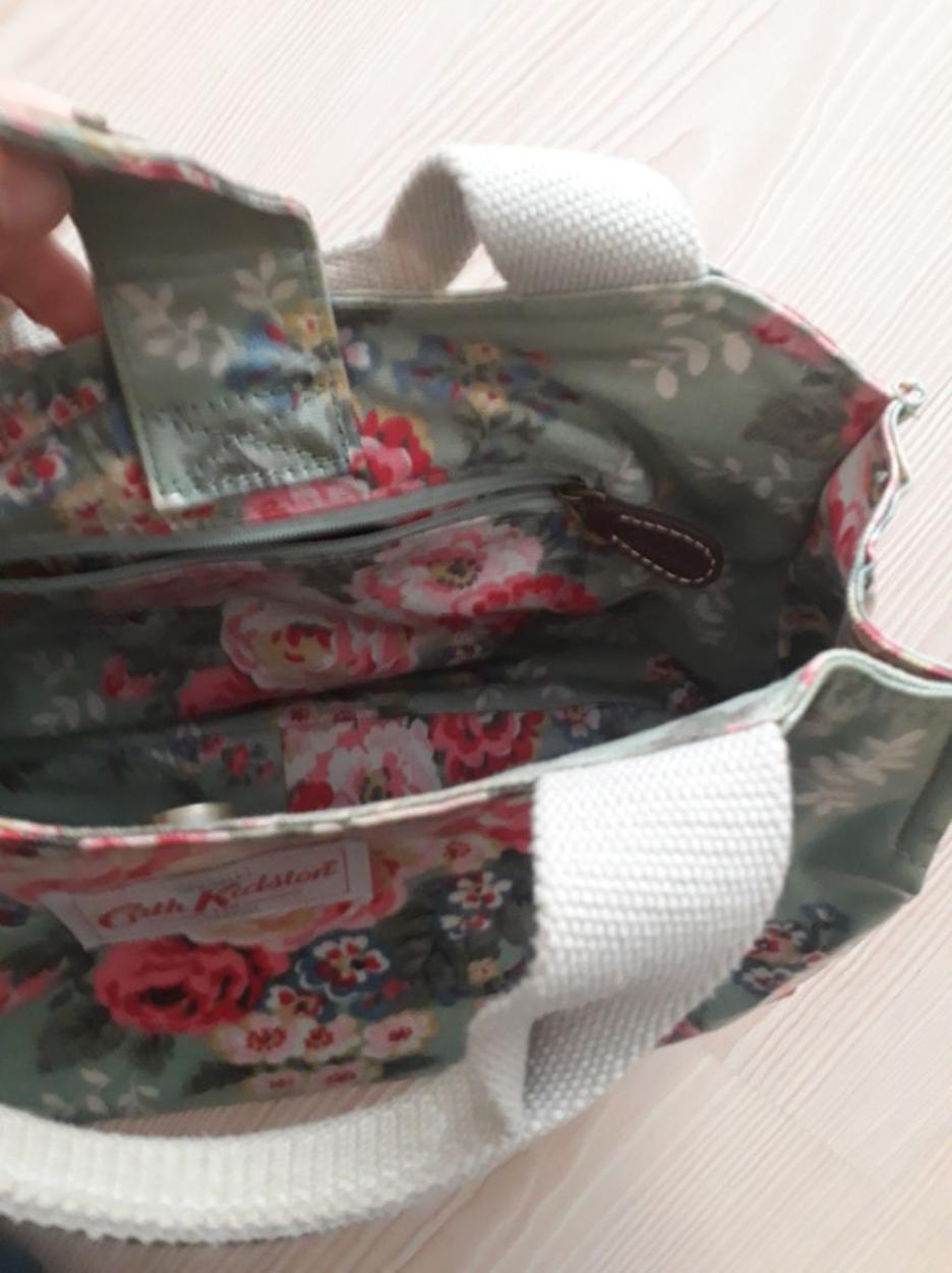Cath Kidston Kol çantası