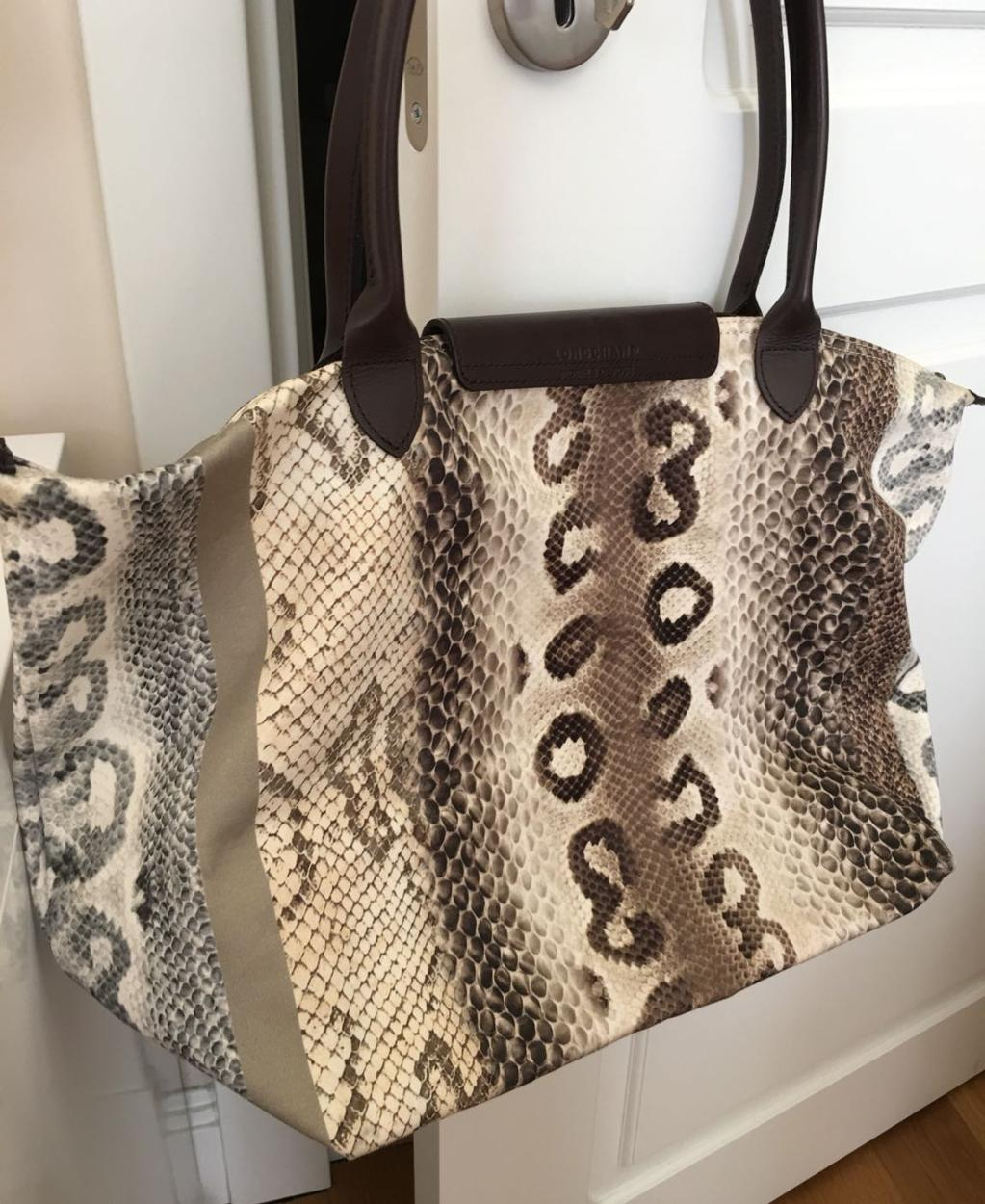 Longchamp Kol çantası
