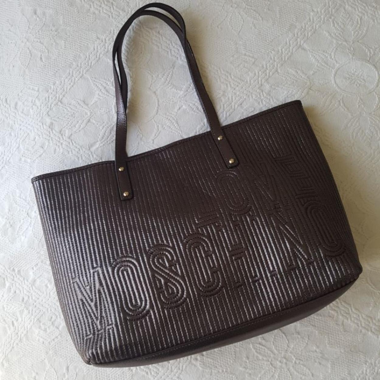 Moschino Kol çantası