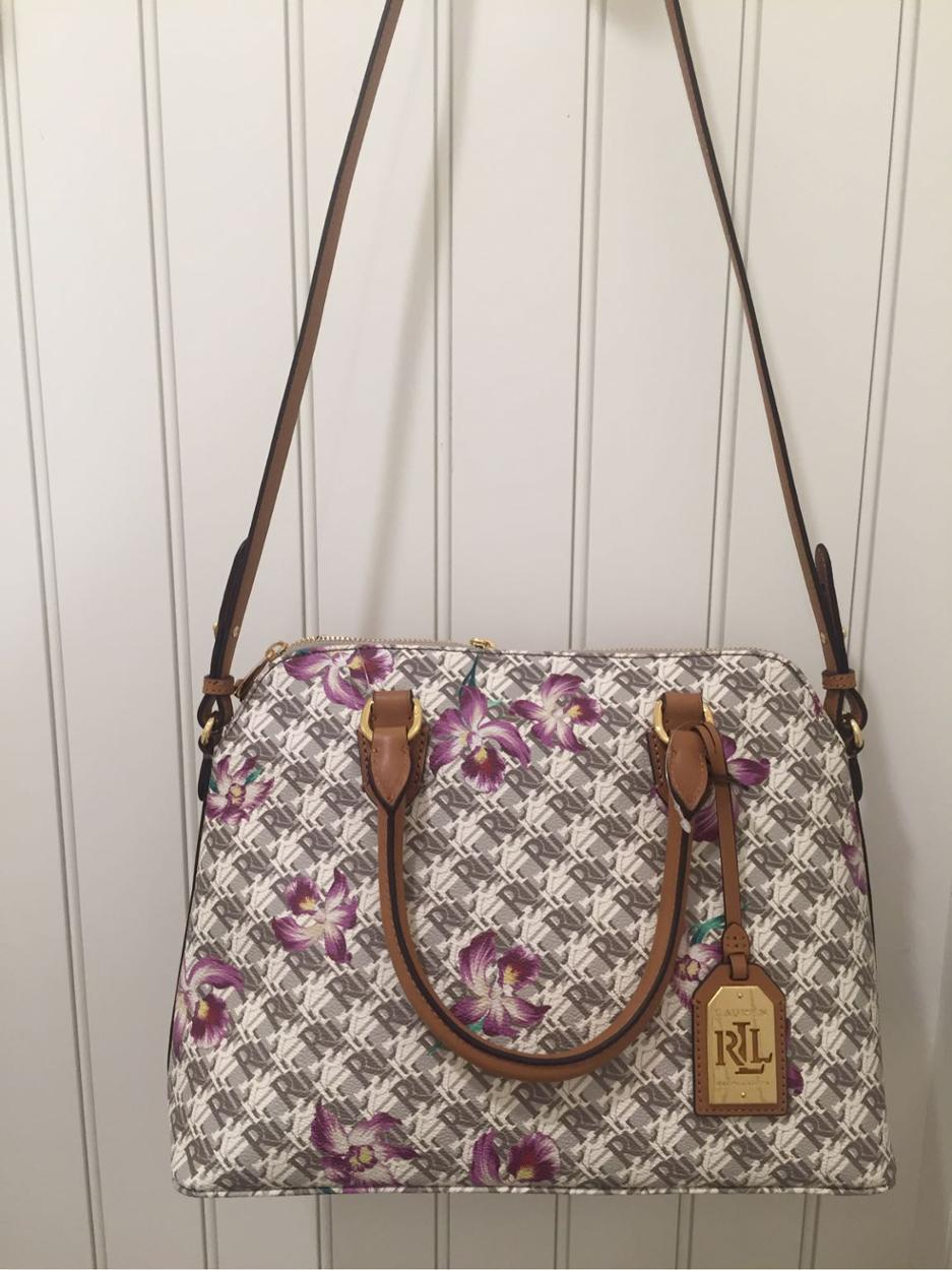 Ralph Lauren Kol çantası