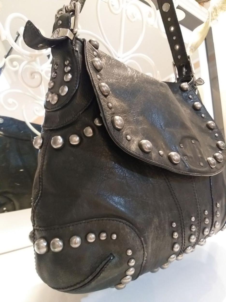 Roberto Cavalli Kol çantası