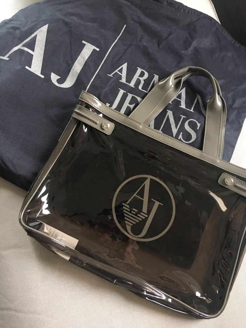 Armani Jeans Plaj çantası