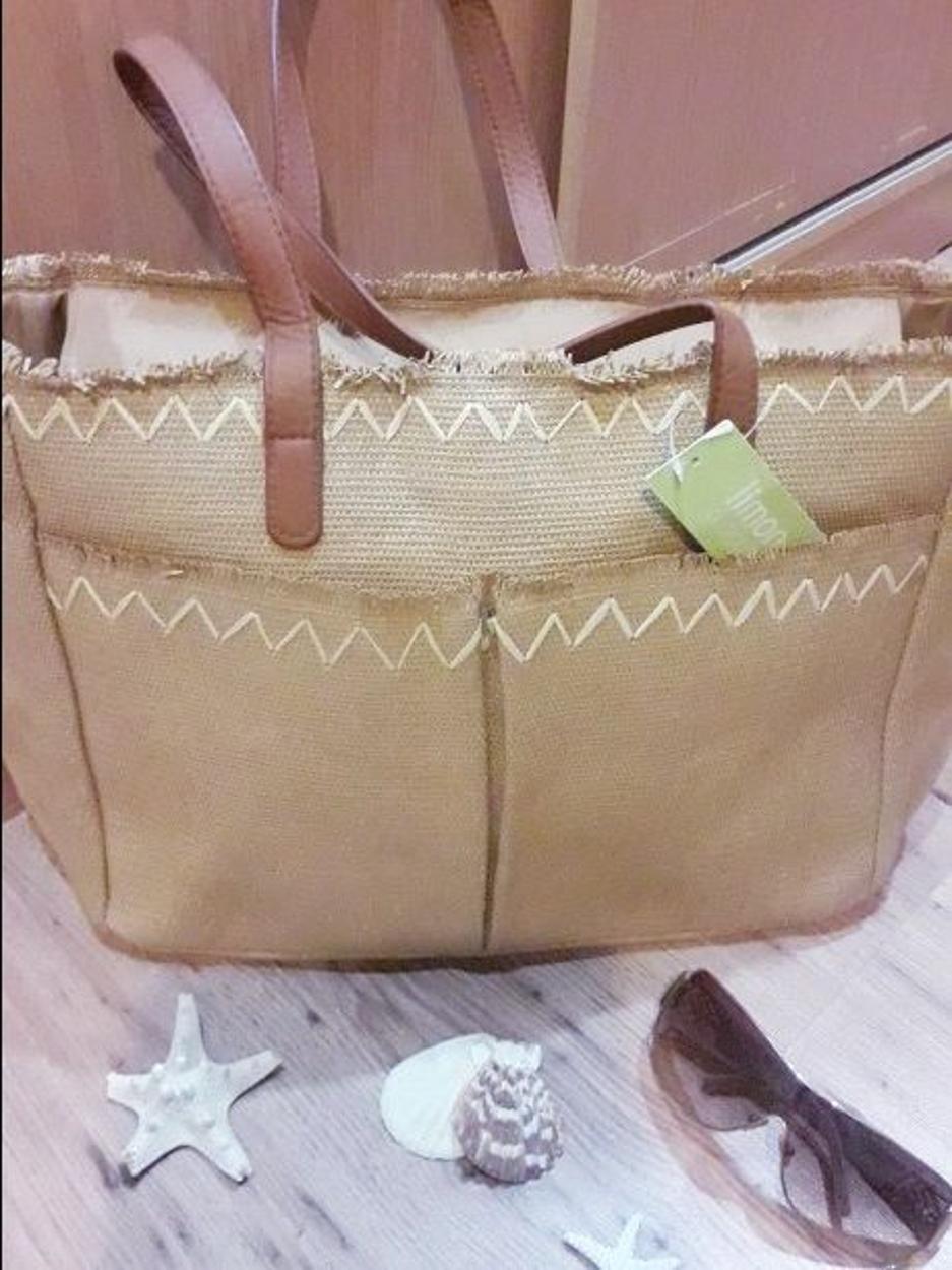 Limon Company Plaj çantası