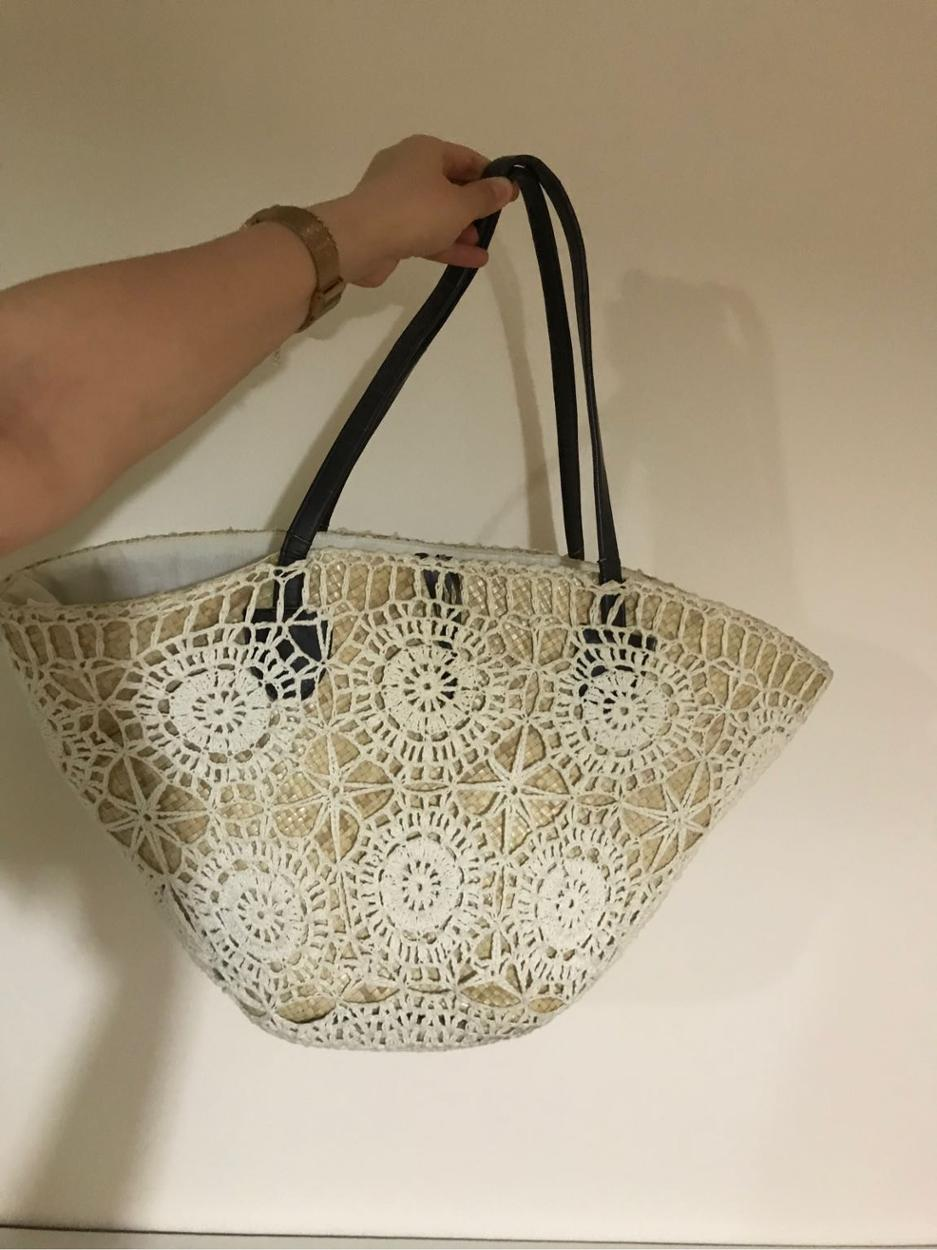 Zara Plaj çantası
