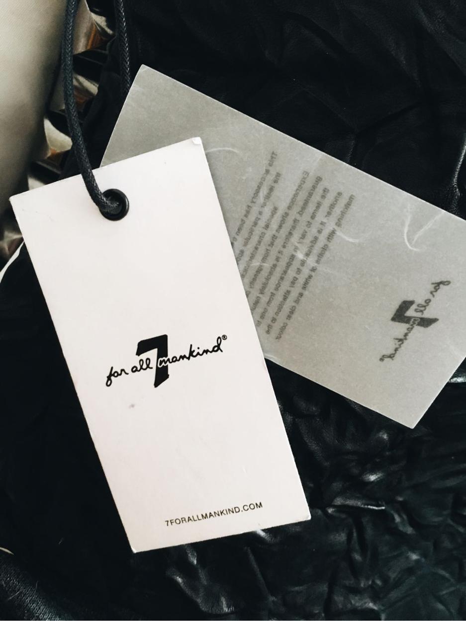 7 For All Mankind Portföy/El çantası
