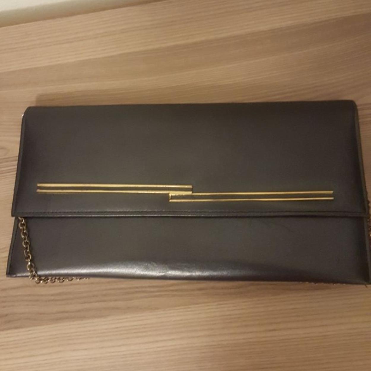 American Retro Portföy/El çantası